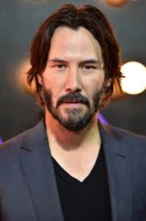 """Keanu Reeves- """"I wasn't raised in any special denominations and I haven't taken on any so far."""""""
